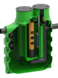 separator s filterom_vertikalni oblik