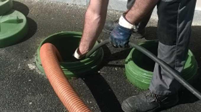 Čišćenje mastolova