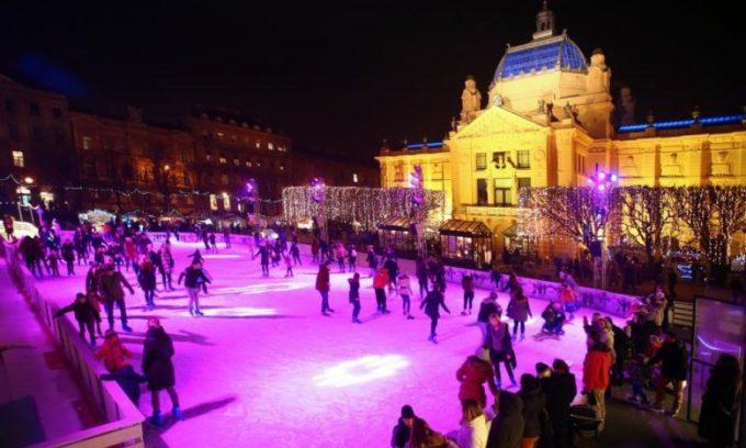 Advent u Zagrebu, Izvor: Pixsell / Autor: Sanjin Strukić